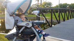 Flex Stroller Baby2
